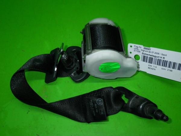 Sicherheitsgurt hinten rechts - OPEL SIGNUM 2.2 direct 5197028
