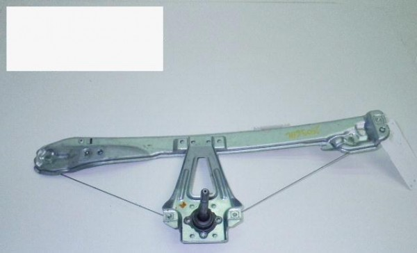 Fensterheber Tür hinten links - RENAULT CLIO III (BR0/1, CR0/1) 1.2 16V (BR0P, CR0P)