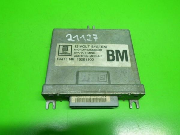 Steuergerät Motor - OPEL KADETT E CC (33_, 34_, 43_, 44_) 1.3 N 16061100BM
