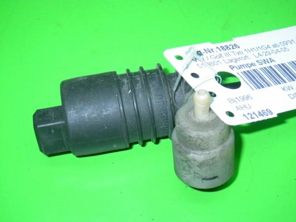 Pumpe Scheibenwaschanlage - VW GOLF III (1H1) 1.9 TDI