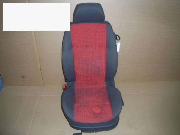 Sitz vorne links komplett - VW LUPO (6X1, 6E1) 1.4 16V