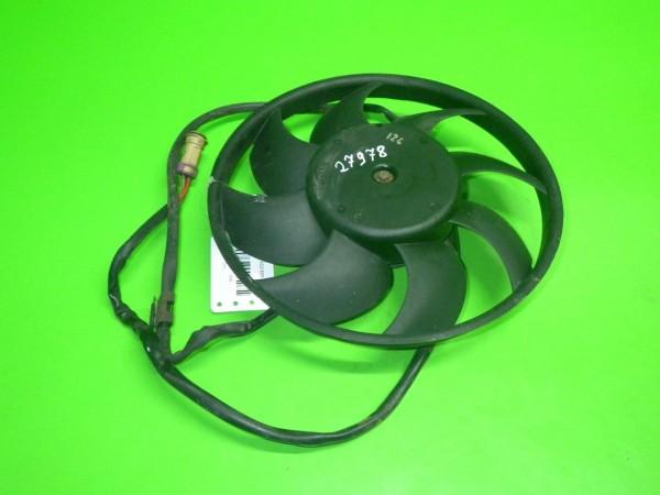 Lüfter komplett - AUDI (NSU) A4 (8D2, B5) 1.9 TDI 4B0959455