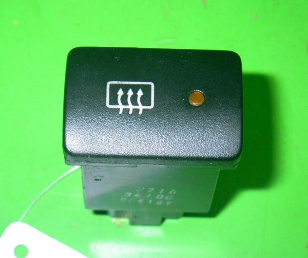 Schalter Heckscheibenheizung - HYUNDAI SONATA III (Y-3) 3.0 i V6