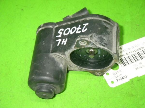 Stellmotor Feststellbremse hinten links - VW TIGUAN (5N_) 1.4 TSI 3C0998281B