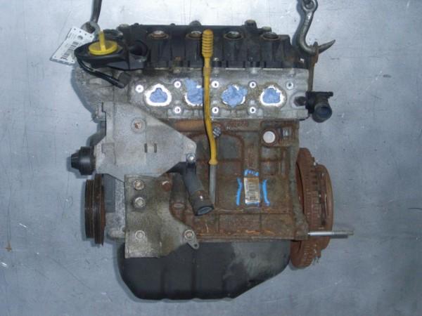 Motor ohne Anbauteile - RENAULT THALIA I (LB0/1/2_) 1.2 16V D4F 728