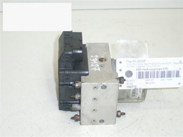 ABS Hydroaggregat komplett - SUZUKI IGNIS (FH) 1.3 AC.0450-0182.4