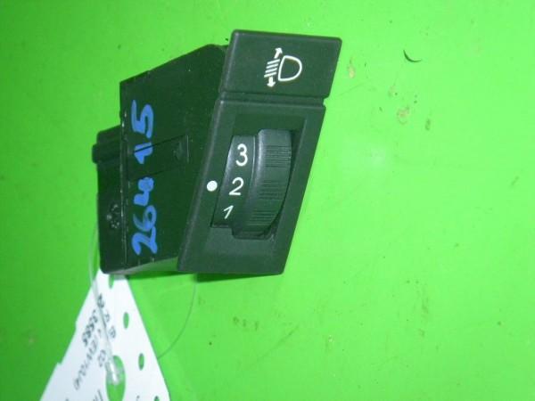 Schalter Leuchtweitenregler - PEUGEOT 607 (9D, 9U) 2.0 6552YN