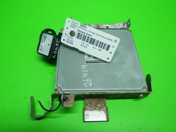 Steuergerät Motor - NISSAN (DATSUN) PRIMERA (P11) 2.0 16V MEC12050