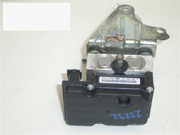 ABS Hydroaggregat komplett - FIAT PANDA (169_) 1.2 0265800715