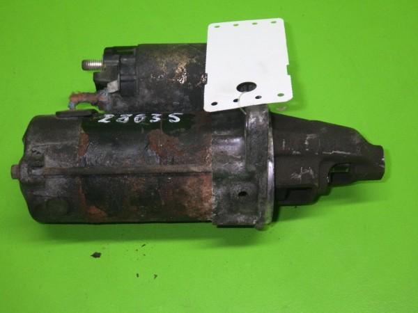 Anlasser komplett - DAIHATSU SIRION (M1) 1.0 i (M100)