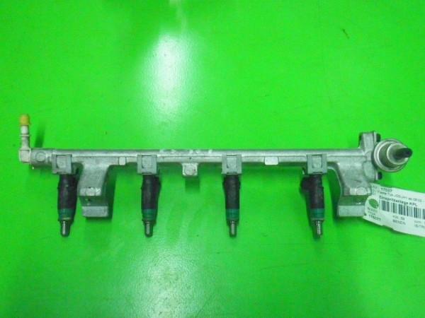 Einspritzanlage komplett - FORD FIESTA V (JH_, JD_) 1.4 16V 98MFBB9F593