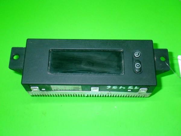 Uhr - OPEL ASTRA G CC (T98) 1.6 16V (F08, F48) 90562546