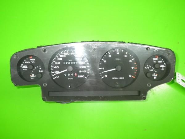 Kombiinstrumente - FIAT COUPE (FA/175) 2.0 16V Turbo