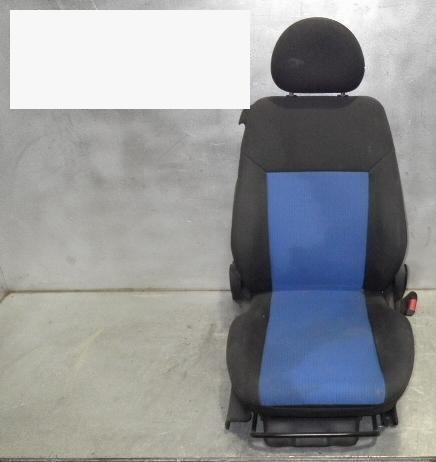 Sitz vorne rechts komplett - OPEL MERIVA 1.6