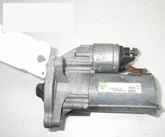Anlasser komplett - PEUGEOT 206+ (T3E) 1.4 i 9648644680