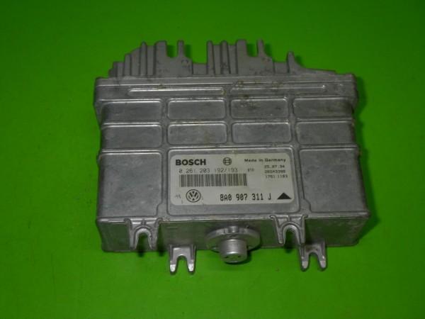 Steuergerät Motor - SEAT TOLEDO I (1L) 1.6 i 0261203192