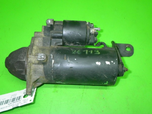Anlasser komplett - OPEL ASTRA G Caravan (T98) 2.0 DI (F35) 0001109015