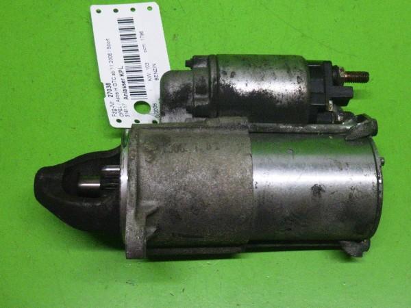 Anlasser komplett - OPEL ASTRA H GTC (L08) 1.8 55556092