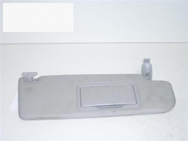 Sonnenblende vorne rechts - VW LUPO (6X1, 6E1) 1.0 6X0857552E