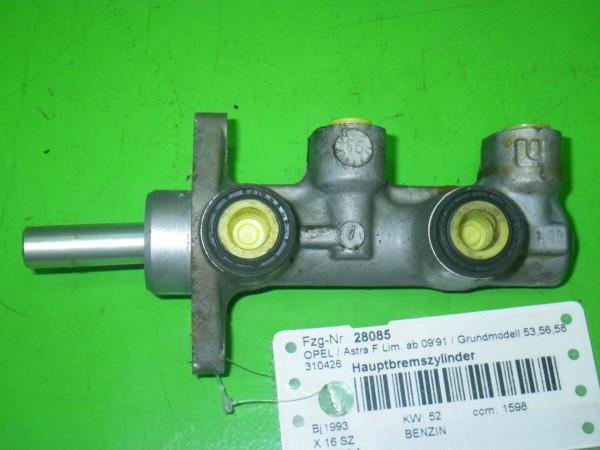 Hauptbremszylinder - OPEL ASTRA F CC (53_, 54_, 58_, 59_) 1.6 i 3755207104
