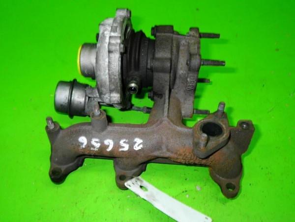 Turbolader - VW POLO (9N_) 1.4 TDI 733818-1