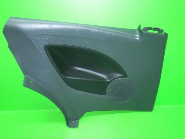 Seitenwandverkleidung links - SEAT IBIZA V (6J5, 6P1) 1.2 6J3867043A