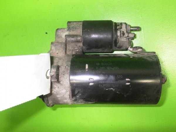 Anlasser komplett - BMW 5 (E39) 525 tds 0001109025