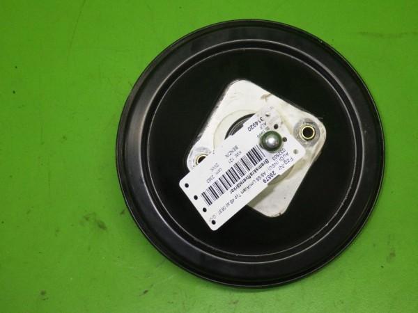 Bremskraftverstärker - AUDI (NSU) A6 Avant (4B5, C5) 2.4 4B0612105