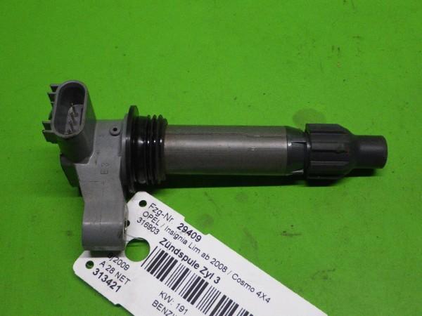 Zündspule Zyl 3 - OPEL INSIGNIA A (G09) 2.8 V6 Turbo 4x4 (68) 099700-1510