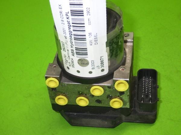 ABS Hydroaggregat komplett - KIA CARNIVAL II (GQ) 2.9 CRDi 0K2FA667B0