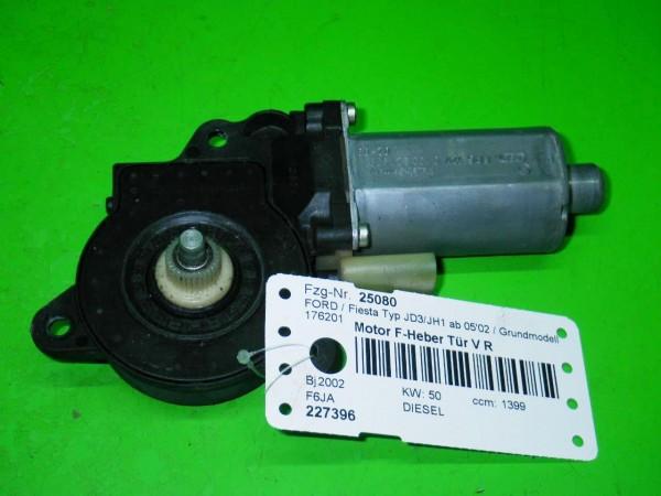 Motor Fensterheber Tür vorne rechts - FORD FIESTA V (JH_, JD_) 1.4 TDCi 0130821939
