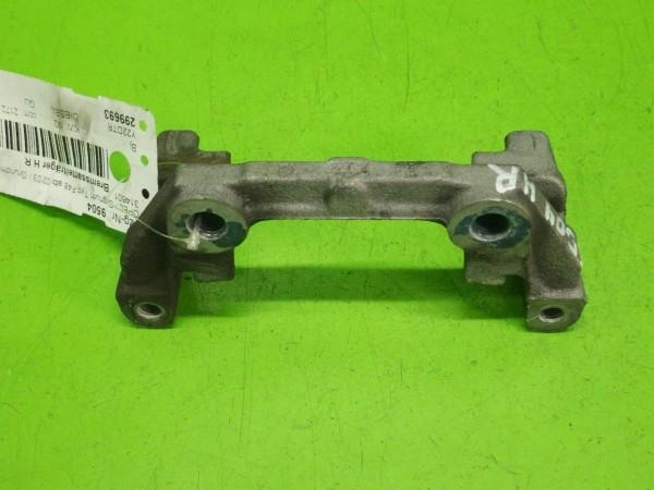 Bremssattelträger hinten rechts - OPEL SIGNUM 2.2 DTI