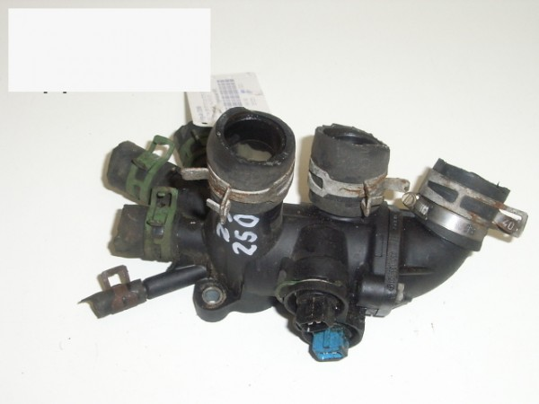 Thermostatgehäuse komplett - VW POLO Coupe (86C, 80) 1.3 30121117