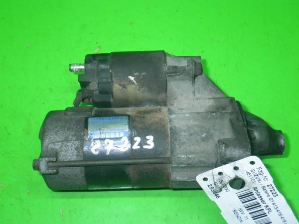 Anlasser komplett - SUZUKI BALENO Kombi (EG) 1.6 i 16V 228000-7160
