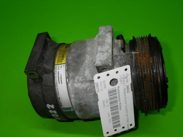 Kompressor Klima - RENAULT SCÉNIC I Großraumlimousine (JA0/1_) 1.9 dCi (JA05, JA1F) 11