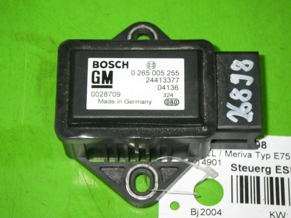 Steuergerät ESP - OPEL MERIVA 1.6 0265005255