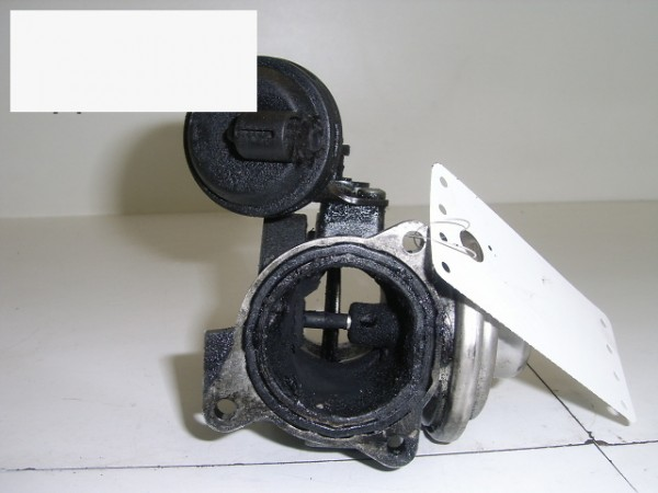 Drosselklappenstutzen - VW PASSAT Variant (3B5) 1.9 TDI 038129637