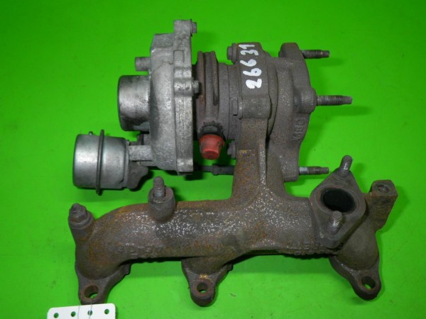 Turbolader - VW POLO (9N_) 1.4 TDI 045253019L