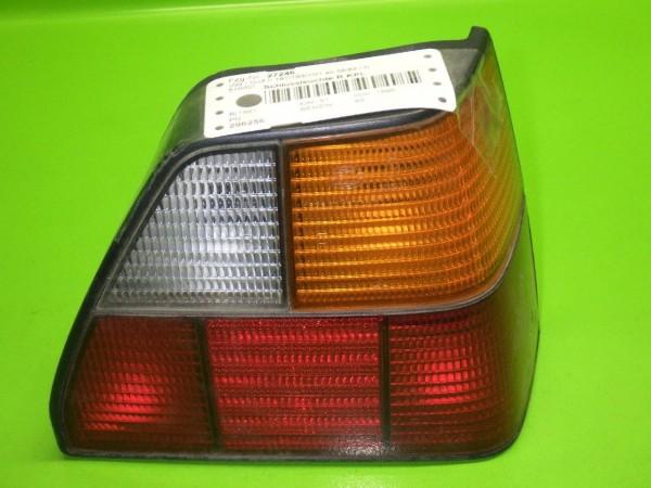 Schlussleuchte rechts komplett - VW GOLF II (19E, 1G1) 1.6 191945112