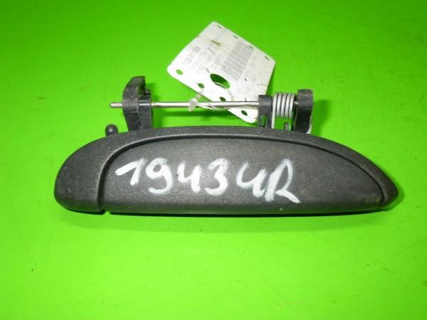 Türgriff rechts außen - RENAULT CLIO II (BB0/1/2_, CB0/1/2_) 1.2 (BB0A, BB0F, BB10, B