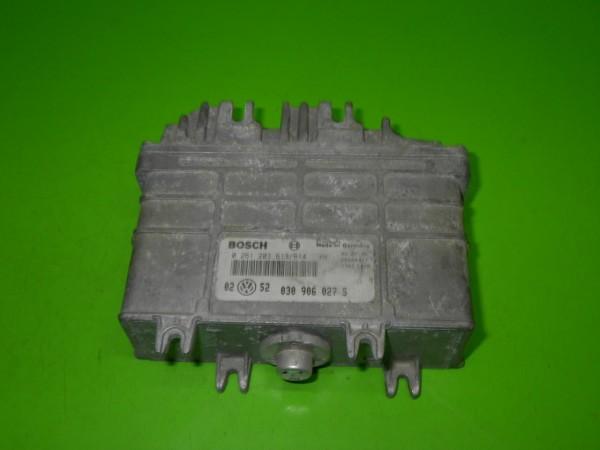 Steuergerät Motor - VW GOLF III (1H1) 1.4 0261203613