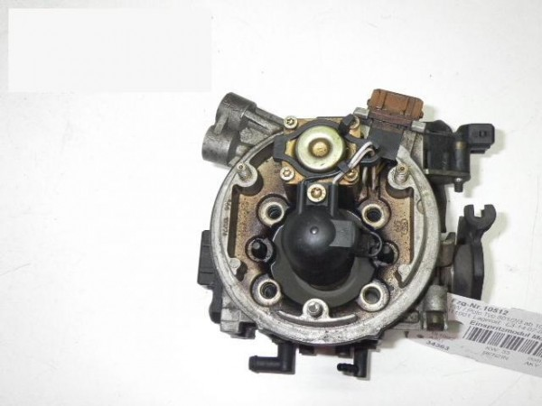 Einspritzmodul Monopoint - VW POLO Coupe (86C, 80) 1.0 Cat 438201089