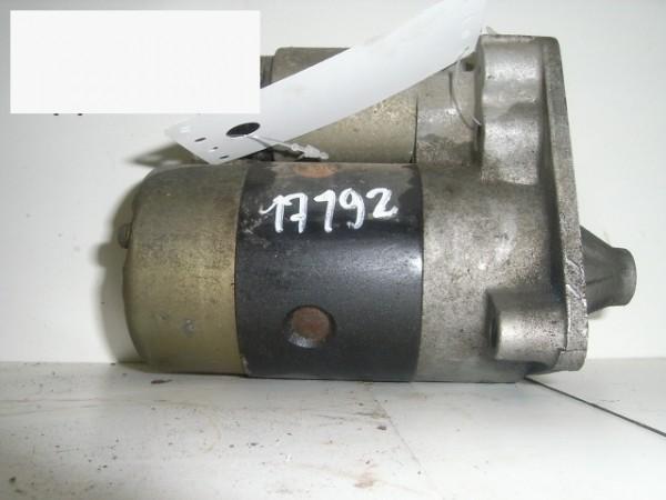 Anlasser komplett - RENAULT CLIO I (B/C57_, 5/357_) 1.2 (B/C57R) M002T48381